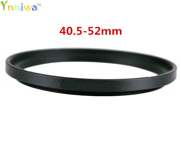 40.5-52 Mm Metal Step Up Rings Lens Adapter Filter Set