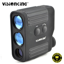 Buy online Visionking 7X25 Ergonomic Design Laser Range Finder 1200M Dual Laser Launcher Rangefinder For Hunting/Camping