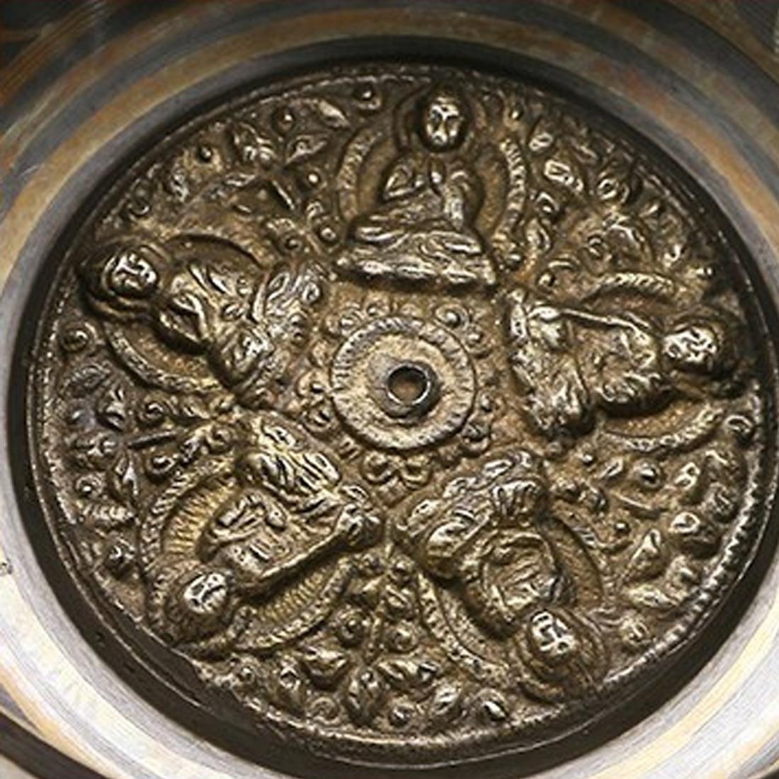 Tigela Tibetana Original Importada Vários Tamanhos 3