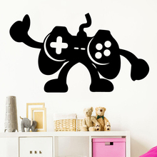 Diy game Pvc Wall Decals Home Decor Nursery Kids Room Background Art Decal