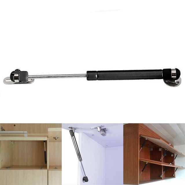Home Organizer Hooks 100N/10kg Door Lift Pneumatic Support Hydraulic Gas  Spring Stay For Kitchen Cabinet Doors Liftup Tool