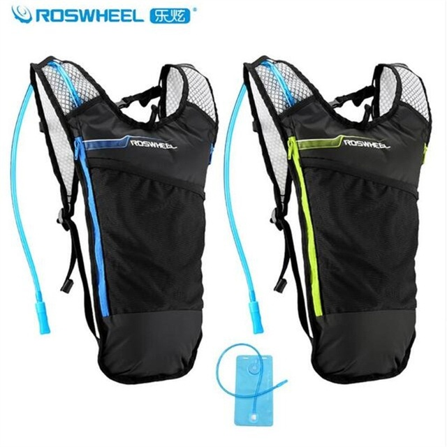 Roswheel NEW 2L Water Bicycle bag Cycling Backpack Outdoor Sport Bladder Cycling Climbing Travel Marathon to Hold Bicycle bag