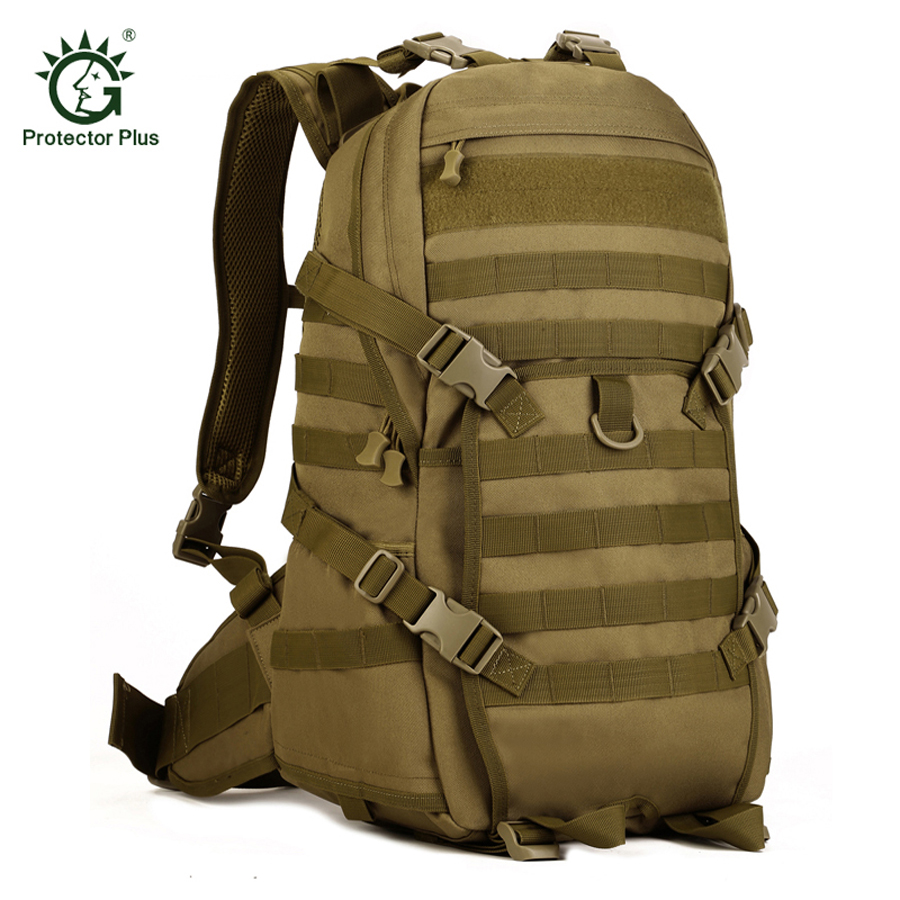 Sport 40L Waterproof Molle Backpack Military TAD Tactical Backpack Assault Travel Bag For Men Women Army Hunting Rucksack 40l tactical molle backpack assault shoulder bag outdoor hunting camping travel rucksack waterproof utility climbing back pack