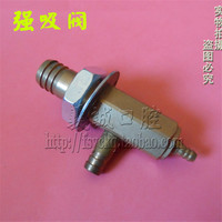 A0025 5PCS Dental Chair Unit Strong Suction Valve 3mm*5mm*5mm Copper Connector dental products accessories High Quality