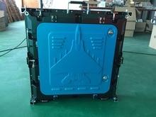 P5 RGB al aire libre muestra llevada, SMD 1/8 de exploración, 640X640 gabinete de aluminio de fundición a presión, a todo color de vídeo led pantalla de visualización, led de pared de video