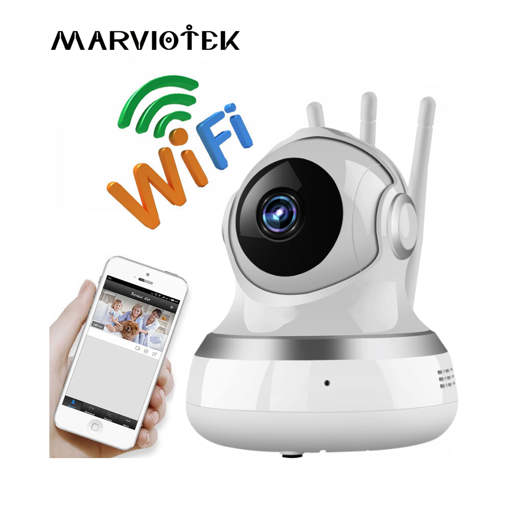 1080P HD mini font b wireless b font camera ip wifi Home security camera Night Vision