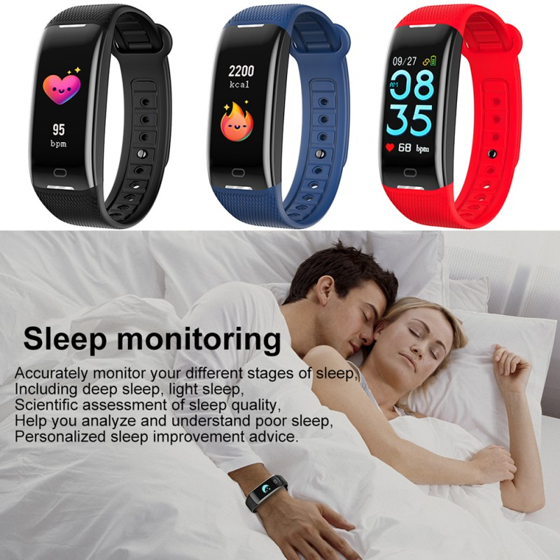 Image 5 - Z21 Smart Bracelet Step by step Waterproof Heart Rate Sleep Monitoring for IOS / Xiaomi Smart Watch-in Smart Watches from Consumer Electronics