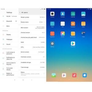 Image 4 - Original Xiaomi Mi Pad 4 Tablet PC 4GB 64GB Snapdragon 660 Octa Core 8.0 inch 1920x1200 Android 8.0 13MP+5MP Camera 6000mAh