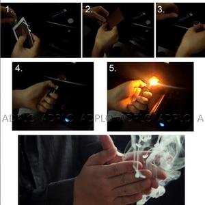 Image 3 - Accessoires deffets de photographie ADPLO, fumée de doigt mystique, accessoires de tour de magicien fantaisie de fumée de doigt accessoire