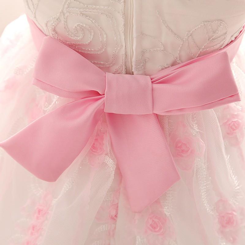 Newborn Birthday Dress (5)