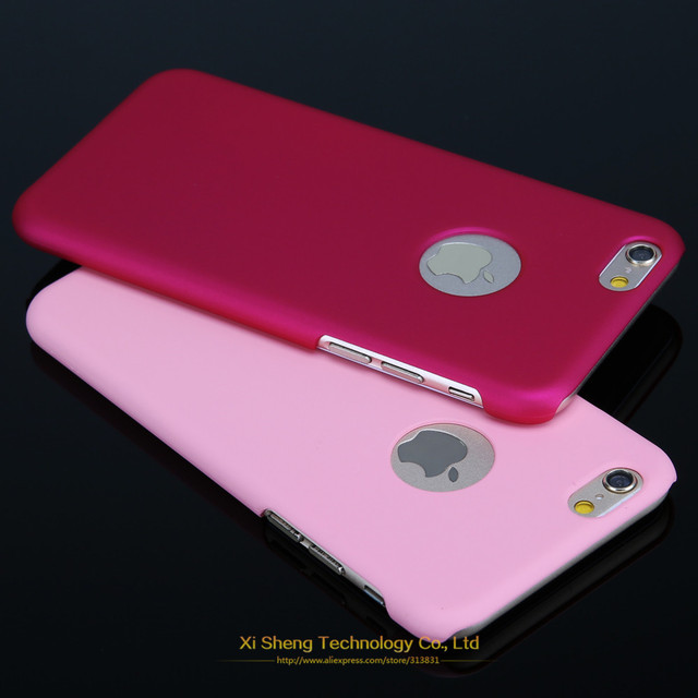 New phone cases for iphone 6! Luxury ultra slim Phone back cover for iphone 6 6s Plus frosted hard Plastic Matte covers