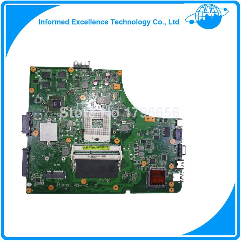 ФОТО HOT!!!for Asus K53SD REV 5.1 laptop motherboard A53S X53S K53S 60-N3EMB1300-025  GT610M 2GB 100% tested