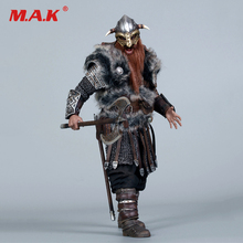 Collectible 1/6 Scale NO.SE017 VIKING VANQUISHER(Die-cast Alloy) BERSERKERAction Figure Doll Toys Gift