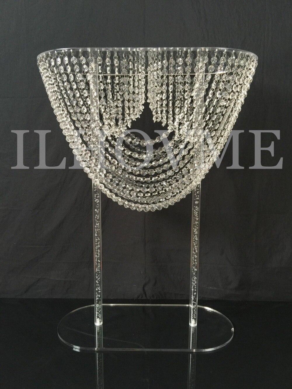 5 шт. 80 120cmtall кристалл акриловые свадьбы центральным/кристалл свадебный торт стенд/Acryli цветок стенд/свадьбы столб украшение стола
