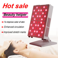 Idea Light factory 120W Led Therapy Light 660nm 850nm Red Light Therapy Machine for Skin Rejuvenation