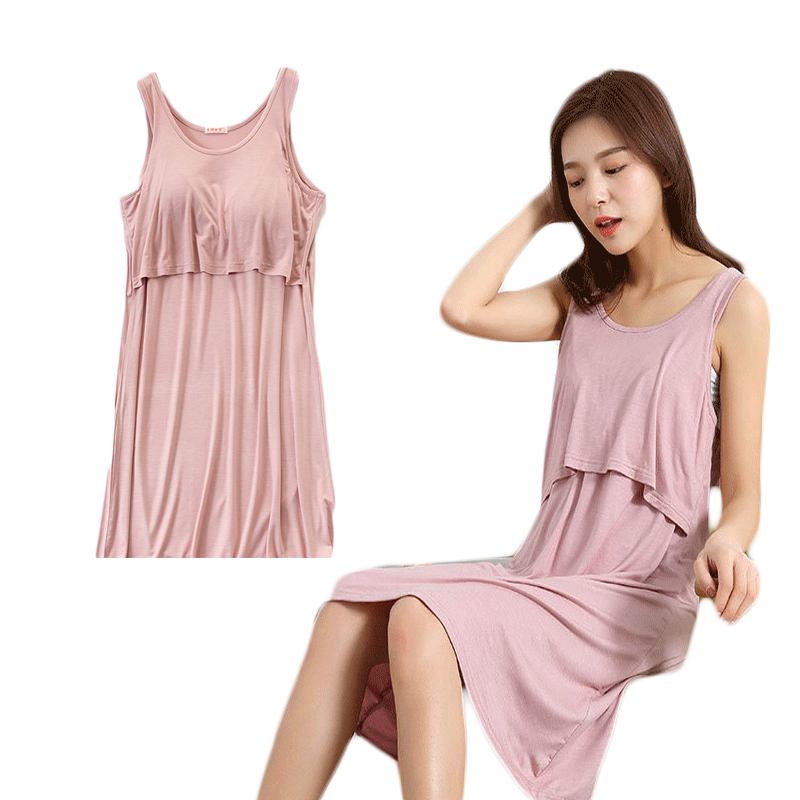 Summer Nursing Maternity Clothes Maternity Dress Pregnancy Clothes For Pregnant Women Nursing Dress Breastfeeding Dresses