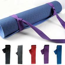 183 61 cm Réglable Tapis De Yoga Ceintures De Yoga Tapis Épaule  Transporteur Sangles De 8cd43524e00