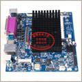 Envío libre Ordenador POS D525 Placa Base Industrial Máquina Máquina Máquina de Descarga Pelotón 17*17 ITX