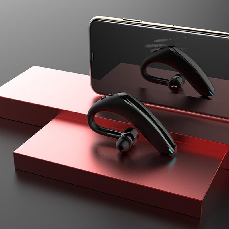 Lesiri Business Bluetooth Headset F900 Wireless Earphone Car Bluetooth V5.0 Phone Handsfree MIC Music for iPhone Xiaomi Samsung (13)