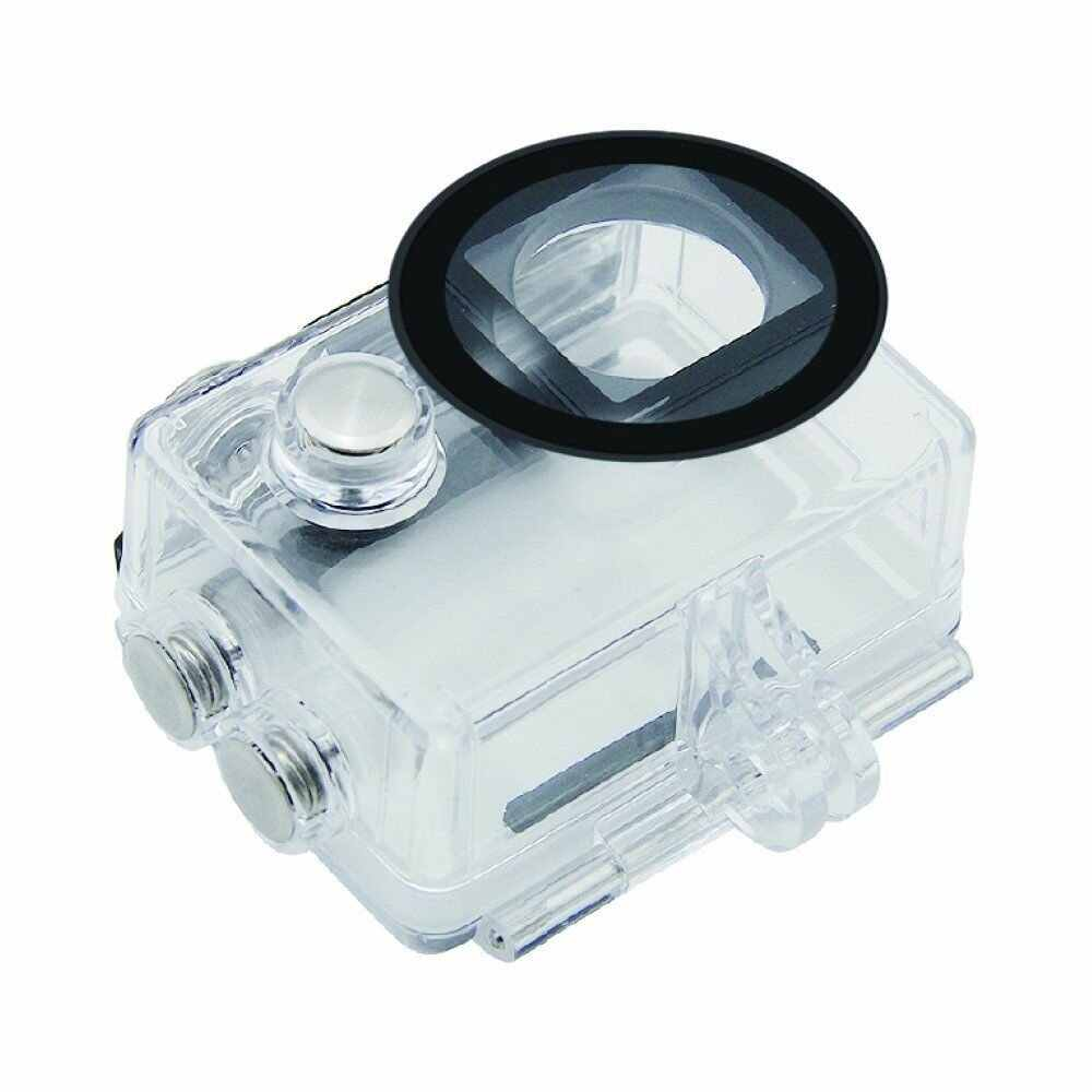 4K Action Camera Waterproof Case for AKASO V50 Elite Sports Cam Underwater 30M Protective Housing Case
