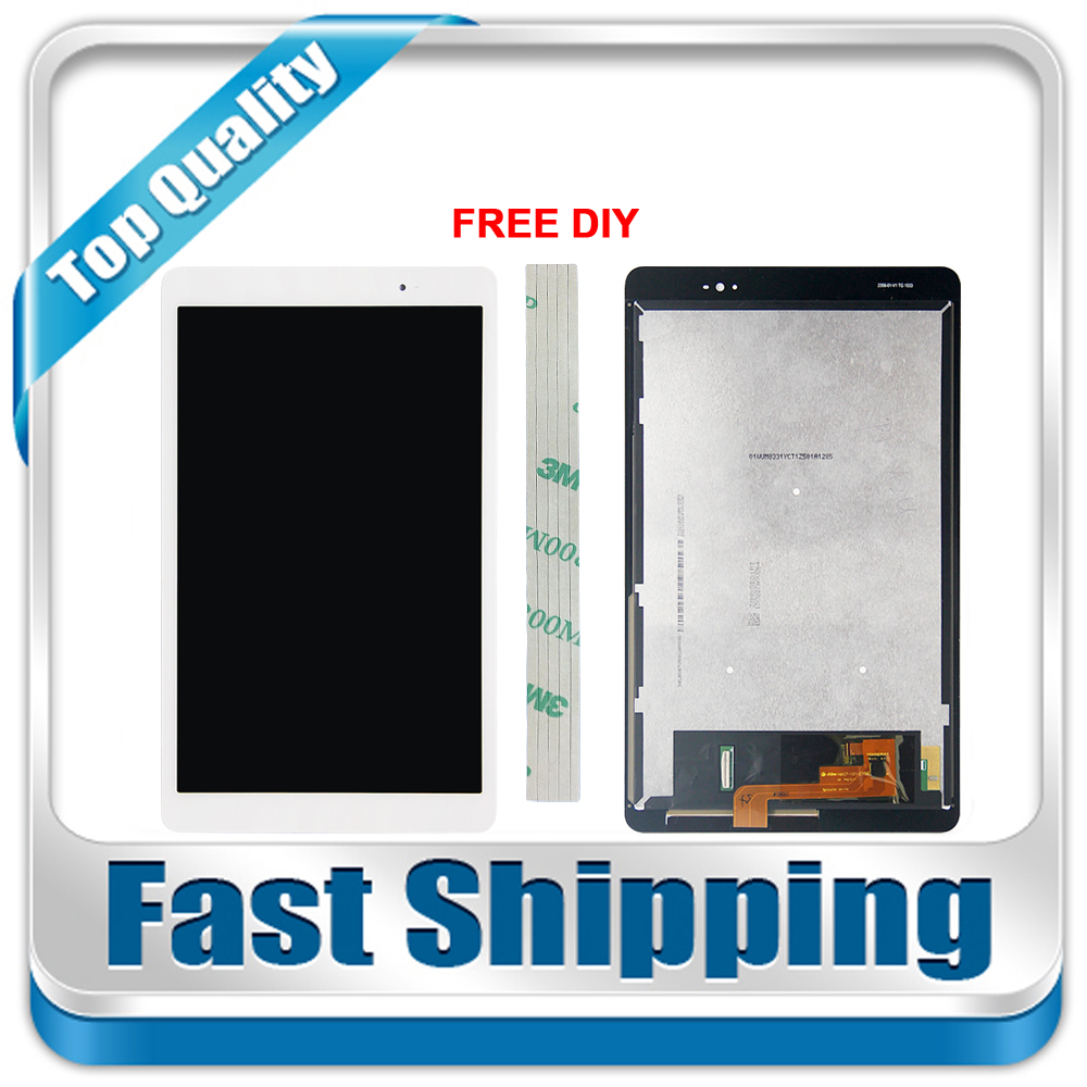New For HUAWEI P1-A2U Replacement LCD Display Touch Screen Digitizer Glass Assembly White replacement lcd touch display screen for motorola moto e xt1021 1022 1025 white
