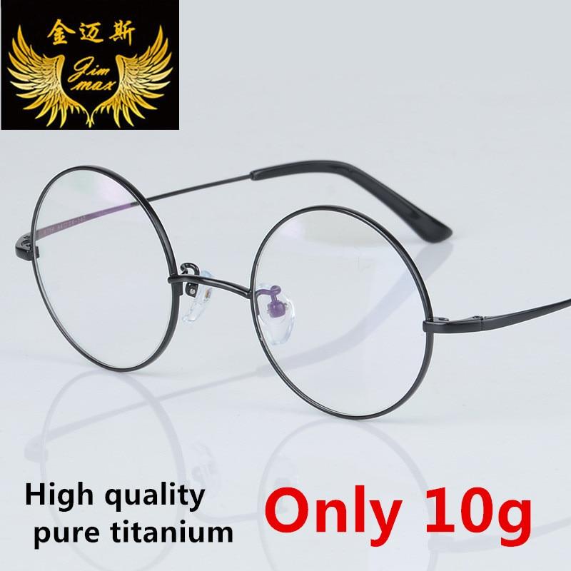 280f4be06cf 2016 New Men Women Style Pure Titanium Full Rim Eye Glasses Fashion Men s  Eyeglasses High Quality Classic Optical Frame for men