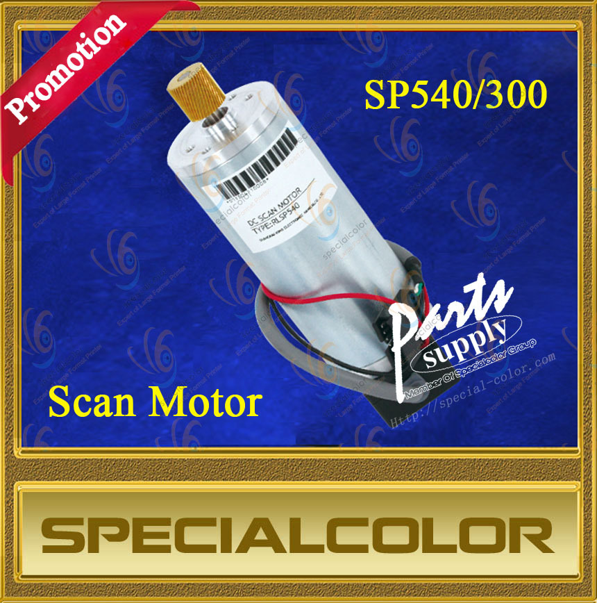 Factory Direct Roland DX4 Scan motor for Roland SP-540/SP-300 printer (One Year Warranty) original roland scan motor for sp 540v sp 300 printer parts