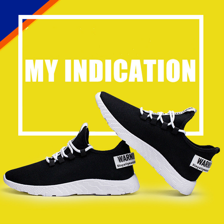 HTB1XImydROD3KVjSZFFq6An9pXaH Men Sneakers 2019 New Breathable Lace Up Men Mesh Shoes Fashion Casual No-slip Men Vulcanize Shoes  Tenis Masculino