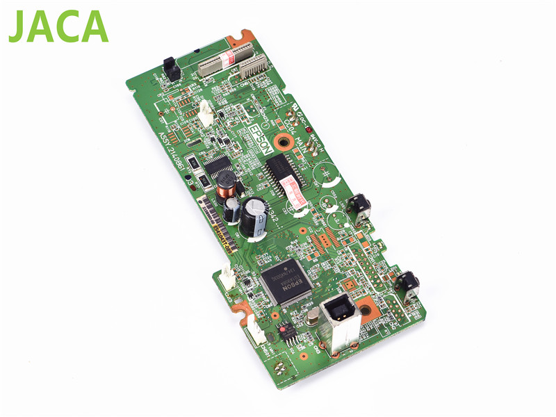 Best quality Original L300Mainboard Mother Board Main Board For Epson L300 Printer Formatter Board L210 L220 L355 L455 L555 L565 original cc03main mainboard main board for epson l455 l550 l551 l555 l558 wf 2520 wf 2530 printer formatter board