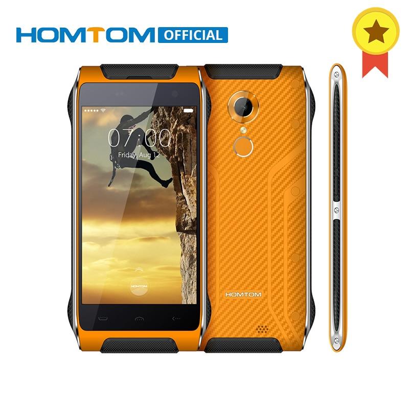 bilder für HOMTOM HT20 Smartphone 4,7 zoll MTK6737 Quad-Core-Handy 2 GB RAM 16 GB ROM OTG IP68 wasserdicht Handy