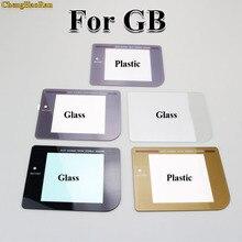ChengHaoRan 6models Glass Plastic Grey Replacement Protective Screen Lens for Nintendo Gameboy Classic GB Lens Protector Mirror стоимость