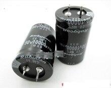 Бесплатная доставка 50 В 10000 мкФ 30 мм * 50 мм электролитические конденсаторы 5 шт./лот
