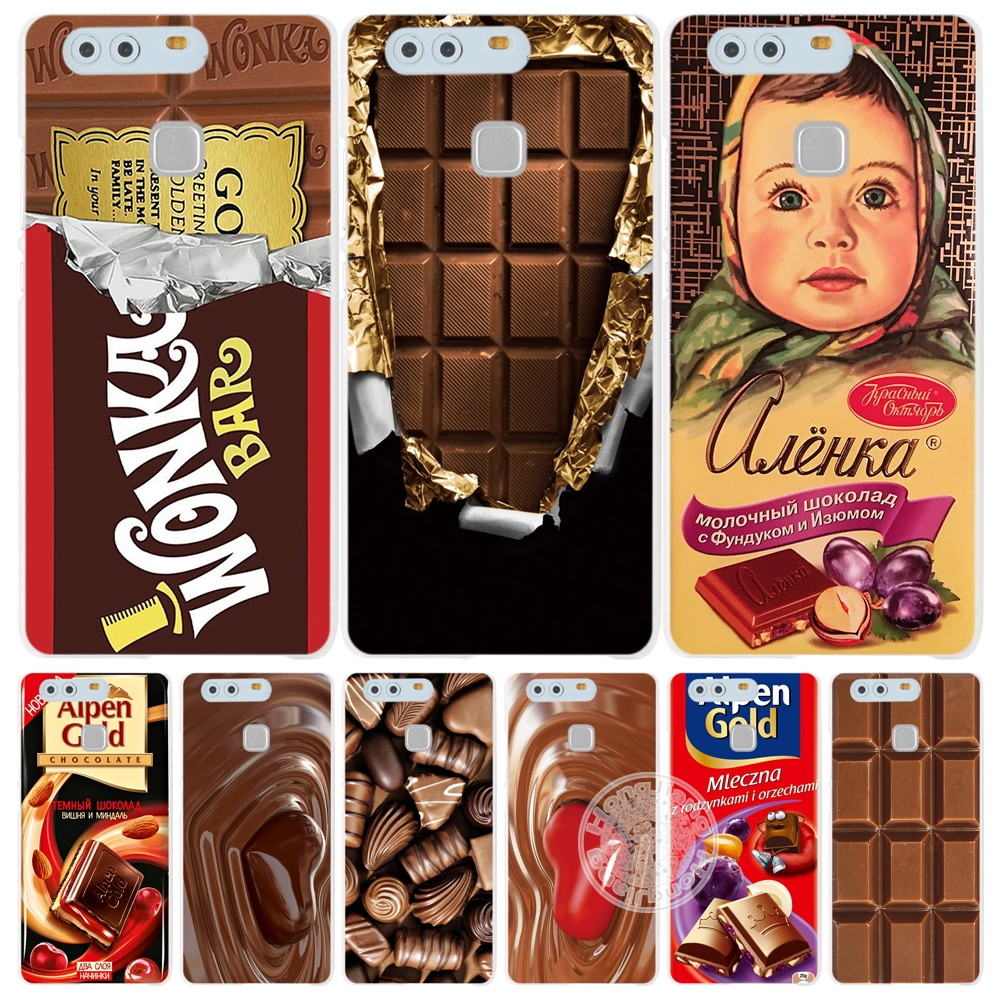 Aliexpress.com : Buy alenka bar wonka chocolate Cover phone Case ...