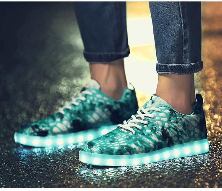 Led Sneakers Mistery 16