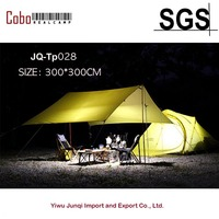 Backpacker 210t Fabric Camping Shelter Tarp Beach Sun Shades Shelters Canopy Waterproof