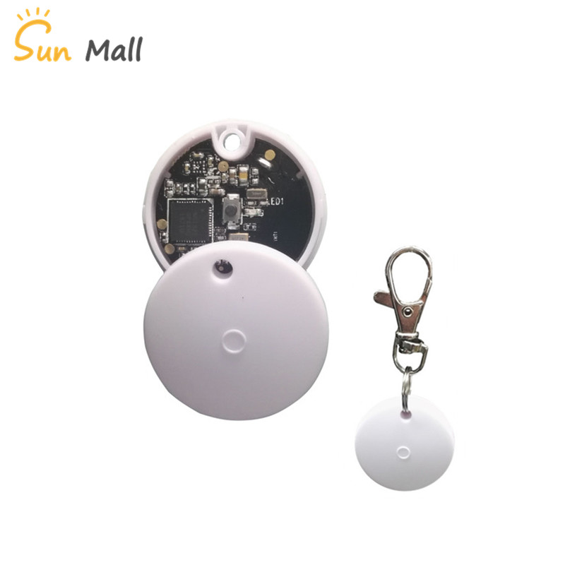 Ble IBeacon NRF51822 Bluetooth  IBeacon Wireless Module  Keychain For IBeacon Base Station Near-field Positioning