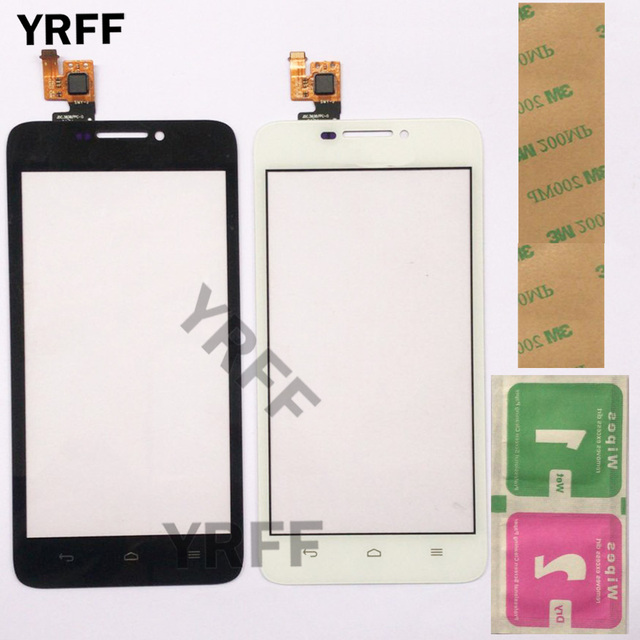 Mobile Touch Screen For Huawei Ascend G630 G630 U10 G630 U20 Touch Screen Glass Digitizer Sensor Touchscreen Front Glass Sensor