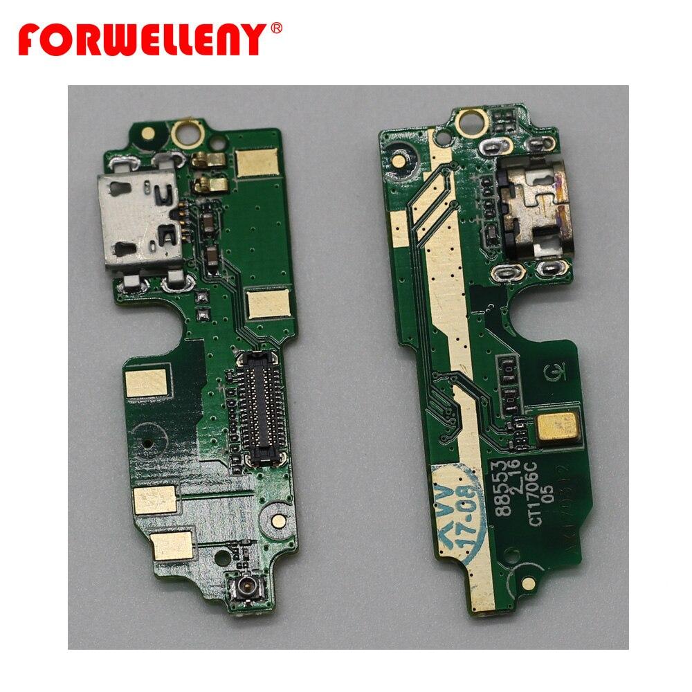 Pour xiaomi redmi 4 premier 4 premier 3G/32G USB chargeur de charge Port bas Circuits de bord avec mic pièces de rechange