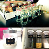 8Pcs/Set PVC Blackboard Sticker Kitchen Craft Stickers for Jar Organizer Can Labels Chalkboard Home Decor JSX
