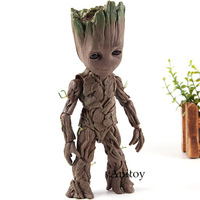 Action Figure Hot Toys Marvel Guardians of the Galaxy Vol.2 Tree Man Baby PVC Collection Model Toys