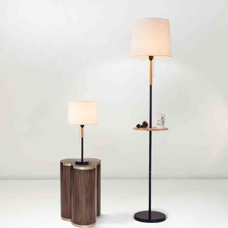 Nordic modern floor lamp The new living room lamp room bedroom bedside decorative cloth hotel wood reading lamp Creative MZ10 nordic modern floor lamp living room lamp room bedroom bedside decorative cloth hotel new wood floor lamps mz10