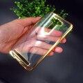 Роскошные Покрытие Позолоченный ТПУ чехол Для Asus Zenfone 2 лазерная ZE500KL ZE500KG fundas кожи чехлы для Asus ZE500KL назад coque