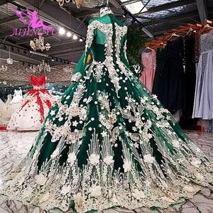 Image 3 - AIJINGYU Hochzeit Kleider Gürtel Derss Satin Ball Kostüm Gürtel Importiert Rustikalen Bräute & Kleid Hochzeit Kleid