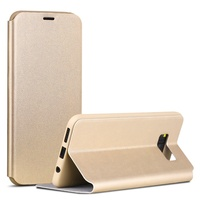 X LEVEL For Samsung Galaxy S8 S8 Plus Phone Cases PU Leather Cell Phone Case With