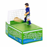 Creative Football Field Piggy Bank Soccer Shot Coin Holder Saving Money Jar Coin Box 2019 Funny Gift Kids child For Friends Toys