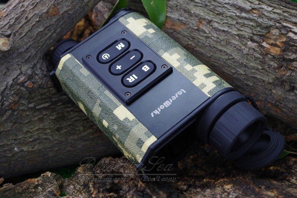 Infrarot Laser Entfernungsmesser : Laserworks mutifuctional night visions infrarot ir monokulare