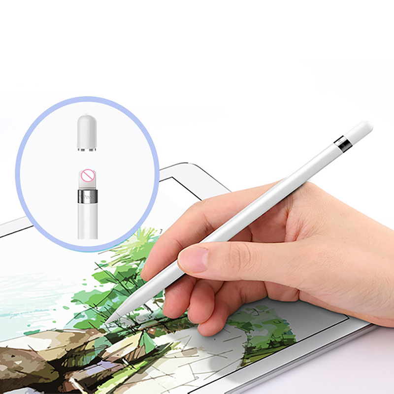 For Apple 9.7//10.5//12.9 IPad Pro Pencil Replacement Magnetic Protective Case Cap