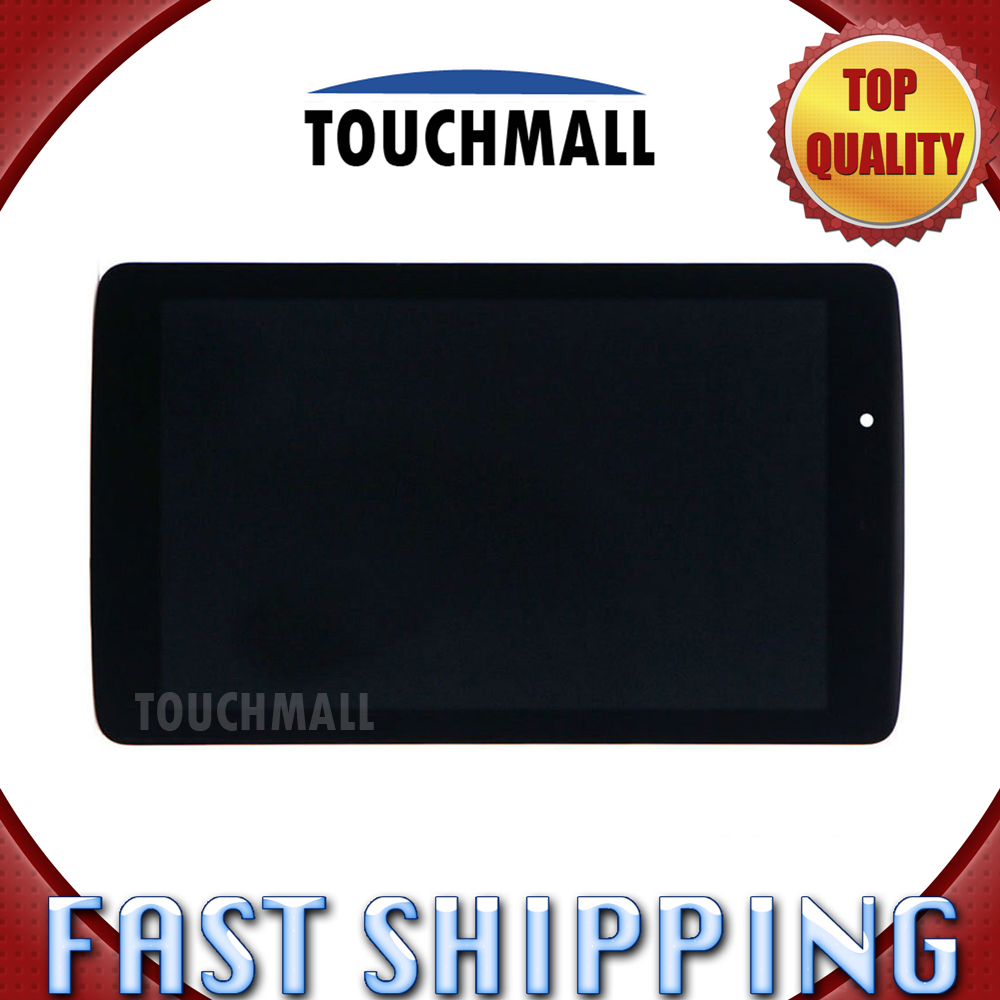 For LG G PAD 7.0 V400 V410 Replacement LCD Display Touch Screen Digitizer Assembly 7-inch Black For Tablet