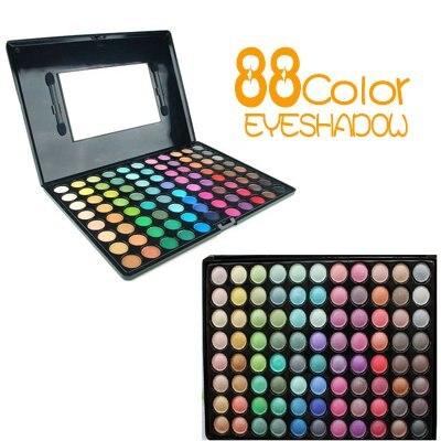популярная нового 88 цветов палитры теней для век тени для век