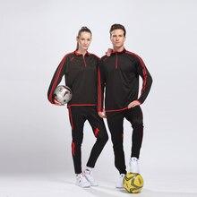 2018 New Soccer Uniform Long Suit Men